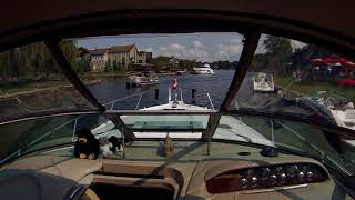 GoPro Cruise To Our Slip - Sit Back Sunday