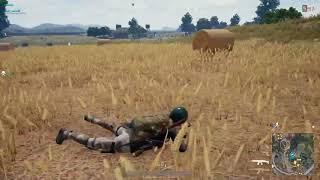 [배틀그라운드] 간만의 수류탄 킬, 그러나 조준경이 없…