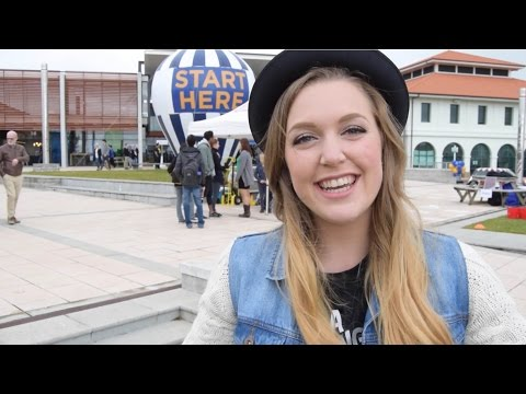 Albany Open Day 2014 | Massey Vlogs | Massey University
