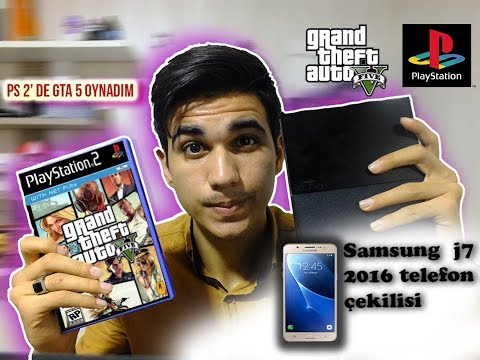 PLAYSTATION 2 GTA 5 PLAY GAME REAL !!!