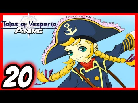 Tales Of Vesperia: Definitive Edition Anime [20] Patty & Aifread [CC]