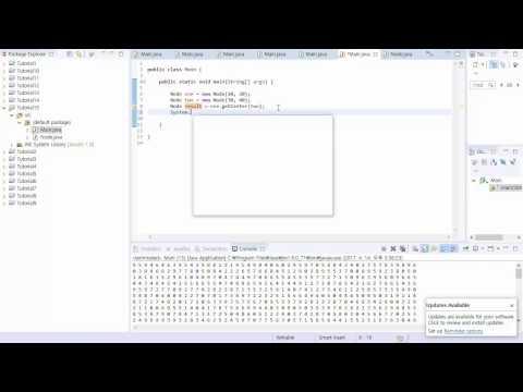 자바 기초 프로그래밍 강좌 15강 - 클래스 (Java Programming Tutorial 2017 #15)