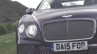 Bentley Continental GT - Grey Violet