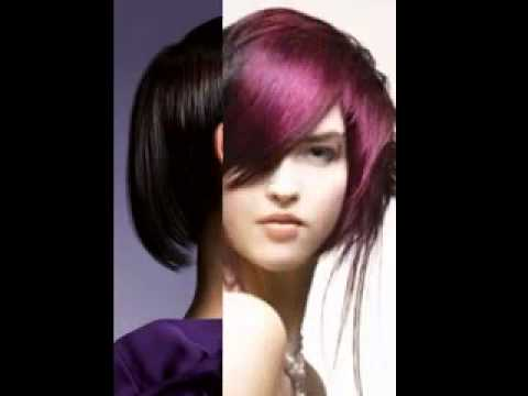 Funky hair color ideas youtube urmus Choice Image