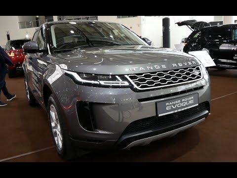2020 New Land Rover Range Rover Evoque Exterior And Interior