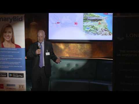 Zenith Energy presentation by Alan Hume, CFO
