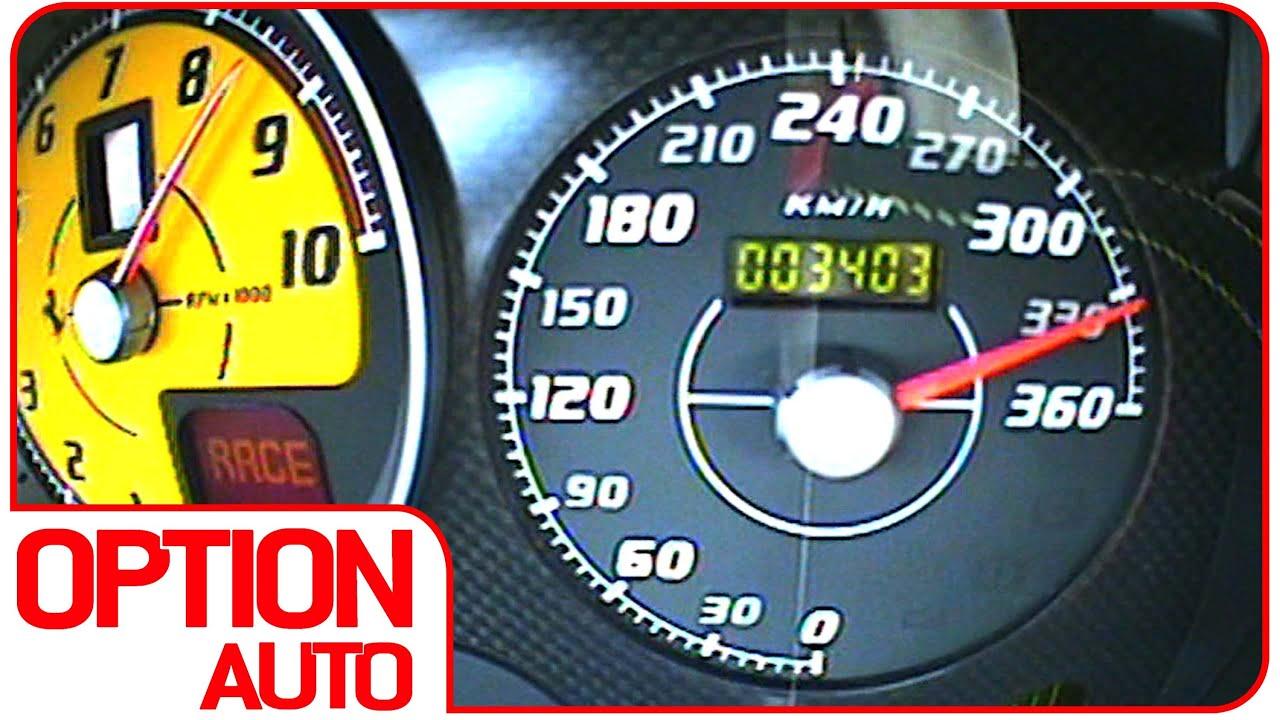☆ 340 km/h • Ferrari 430 Scuderia Novitec Rosso HD (Option Auto ...