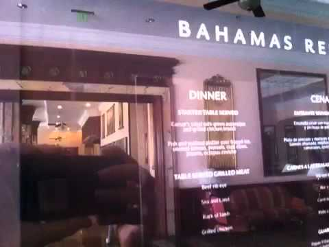 Riu Paradise Island Restaurants