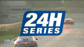 24H Series Europe 2020. 12H Monza. Massive Hail Storm | WTF