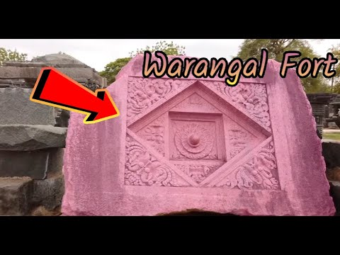 Warangal Fort Exploration | Video Tour HD | Search of Truth | Pink Temple Part 1 from YouTube · Duration:  12 minutes 9 seconds