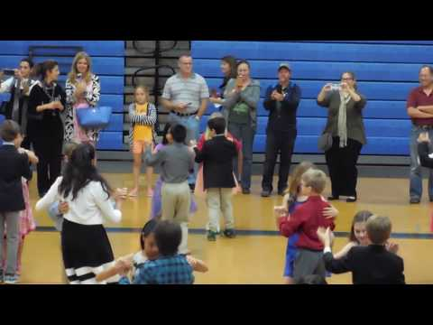 2017 Pine View School 5th Grade Valentine's Dance - Merengue (1 of 2)
