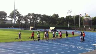 Icahn stadium 5000m start