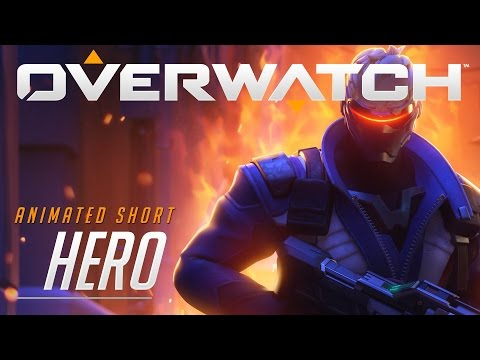 Overwatch Animated Short - Hero - Soldier 76 Cinematic Trailer (PC, Xbox One, PS4)