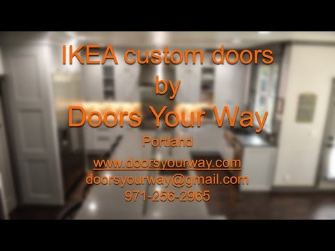 Ikea Custom Kitchen Design Interiordesign Remodeling Customcabinets Johnwebb Portland