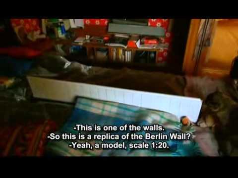 100 höjdare - Berlin Wall Woman (Berlinmurenkvinnan)