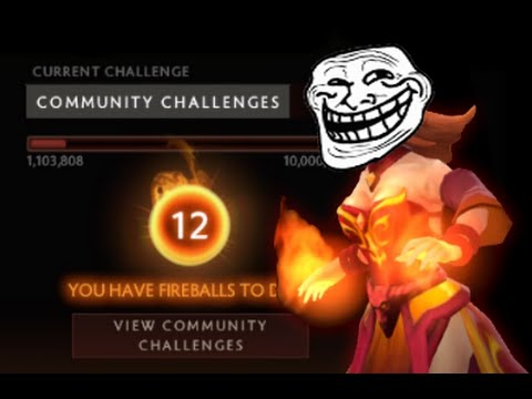 Dota 2 | Battle Pass TI6 | Lina Battle Blaze | Community Challenges