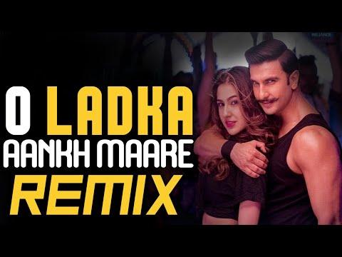 Aankh Maare Remix DJ Harsh Bhutani X DJ Khushi    DJ's of MUMBAI   