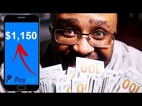 How to Make $1000 a Day for FREE! With Smartphone Money Making Apps (2018)!