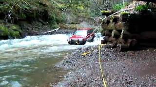 salmon berry river crossing