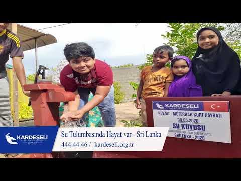 Su Tulumbasında Hayat Var! - Sri Lanka