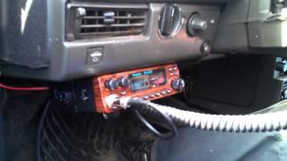 Проверка рации по окончании установки на автомобиль(Продажа, установка, ремонт автомобильных радиостанций. Магазин