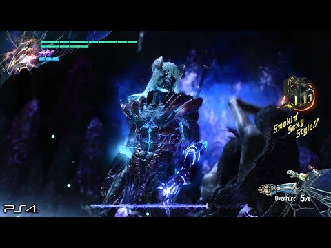 Devil May Cry 5 - Nero: Dante Must Die Mission 15 Rank S Gameplay (PS4 PRO) thumbnail