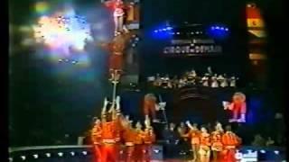 ewelyn marinof troupe cirque de demain 1991