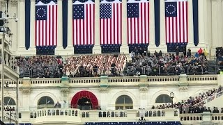 mormon tabernacle choir sings at 2017 us presidential inauguration