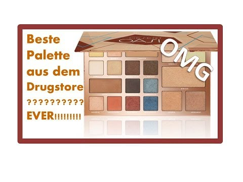 #NEU im #Drugstore #bhcosmetic #Desert Oasis Palette #Highlighter #Swatches #Review #TUTORIAL thumbnail