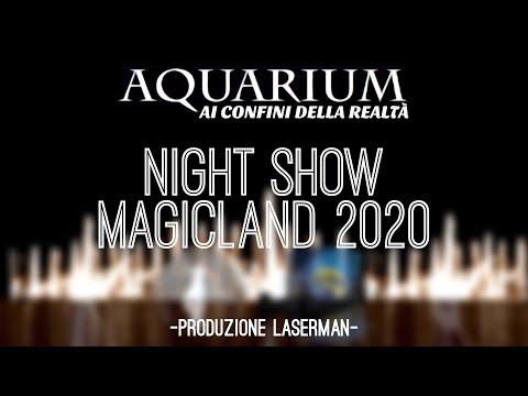 AQUARIUM - Night Show MagicLand 2020