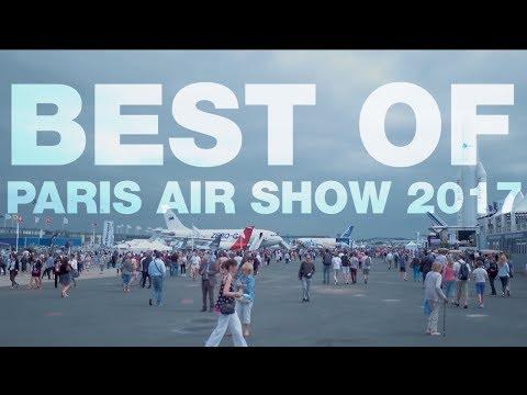 Best of Paris Air Show 2017