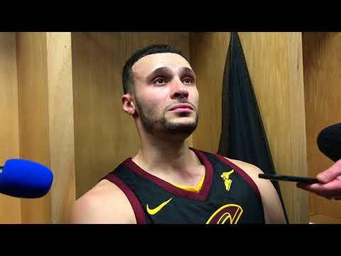 Larry Nance Jr. explains how he fits on Cavaliers