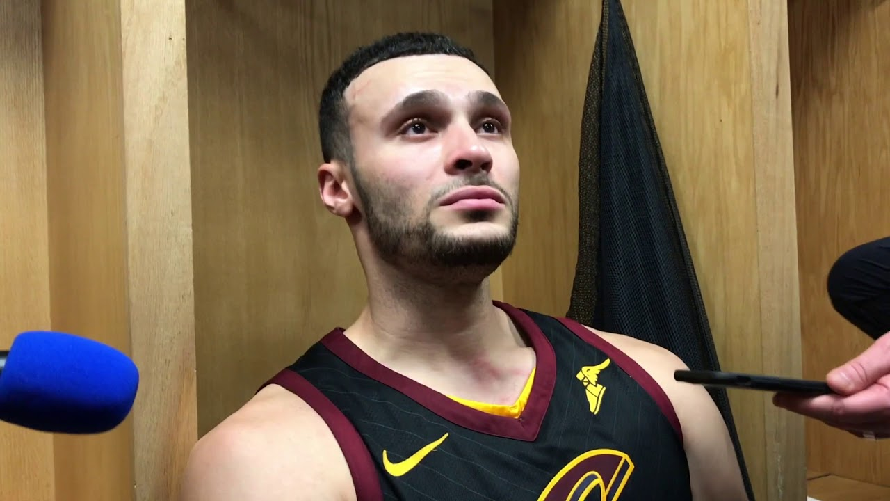 36d2bd1fb Larry Nance Jr. explains how he fits on Cavaliers - YouTube