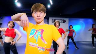 Instructor - KINO Funky Dance Promo 2019