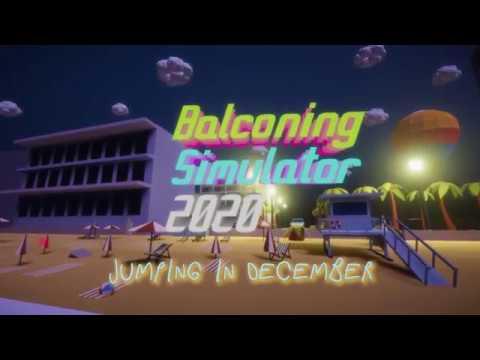 Llega el último grito en videojuegos: el Balconing Simulator 2020
