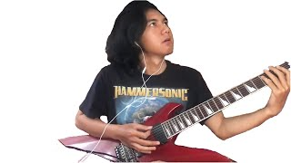 Jamrud - Putri NEW VERSION (Guitar Cover with Solo)