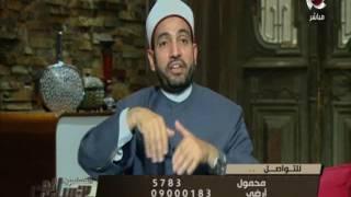 د. سالم عبد الجليل يواصل الرد علي أسئلة متابعي المسلمون يتساءلون