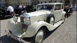 1934 Hispano-Suiza K6 - Retro Classics meets Barock Ludwigsburg 2018