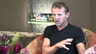 Jo Nesbo interview about PHANTOM - Special Random Book Talk