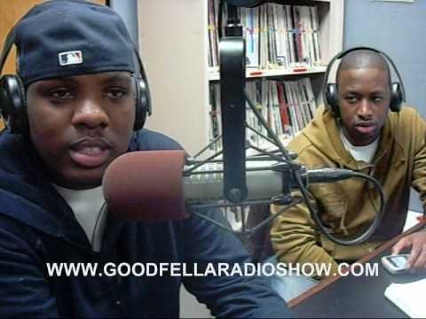 Vic Damone & DJ On Point Interview PT 1 on Good*Fella Radio Show
