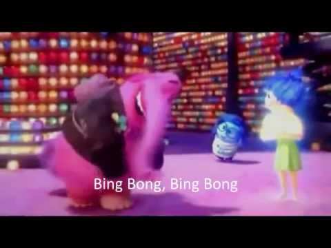 The Bing Bong song- Inside Out