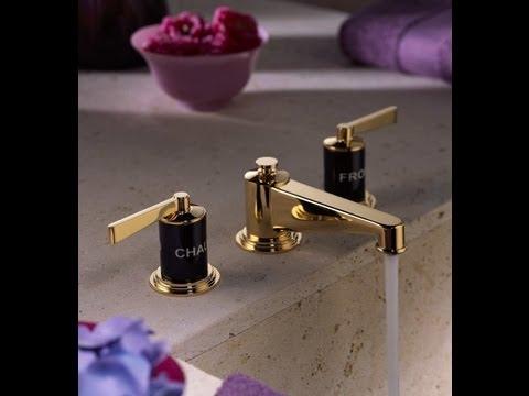 THG Paris Armaturen Badezimmer ob Dusche Badewanne oder Waschbecken
