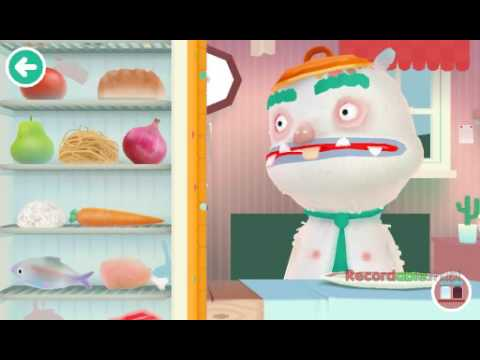 MEET THE WORST COOK EVER (ITS ME)| TOCA KITCHEN 2