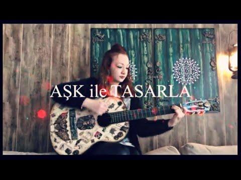 Klasik Gitari Tarz Gitara Dönüştürdük Gitar Boyama Guitar