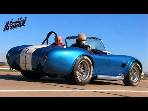Test Driving 575 HP 1965 Shelby Cobra 427 SC CSX4891