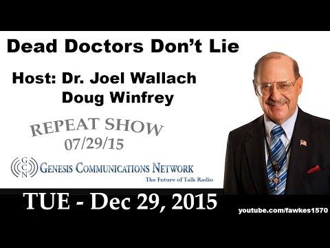 US Statistics On Medical Errors 12/29/2015 Audio Podcast