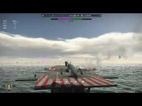 авианосец war thunder