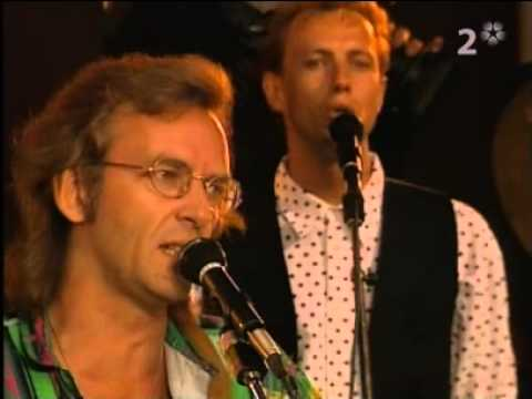 Björn Afzelius   Don Quixote Live Hovdala Slott 1989