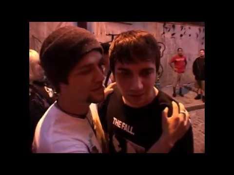 Viva La Bam- Jimmy Pop french kisses Don Vito