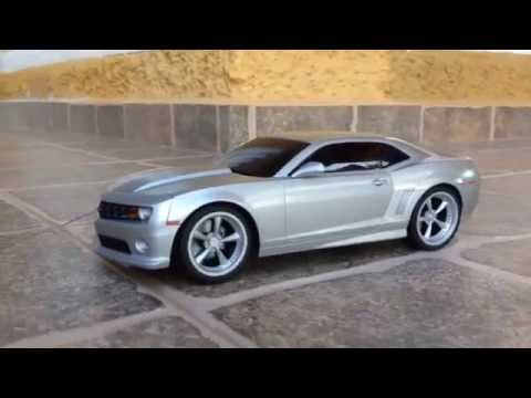 Chevrolet Camaro Rc 1 18 Hawaii 5 0 Youtube